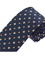 Wedding Party Casual Men Polyester Silk Necktie Tie