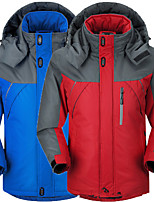 Hiking Softshell Jacket Men's Breathable / Quick Dry / Windproof / Ultraviolet Resistant / Wearable / Sweat-wicking