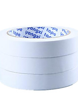 Two 50Mm * 20M Double Sided  Tapes Per Pack