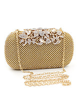 Women Rhinestone Blingbling Shining Formal / Casual / Event/Party / Wedding Evening Bag