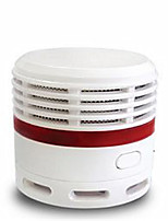 Smoke Detector with 10 Year Lithium Battery Smoke Detector And EN14604 Certificate.