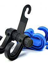 ABS Vehicle Back Hook Hook R-1018 Set Color Plus 0.5 Yuan