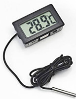 Tl8009 Digital Electronic  Digital  Fish Tank Refrigerator Temperature Thermometer With Waterproof Probe