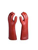10кВ высокого напряжения изолированные резиновые перчатки для предотвращения поражения электрическим током
