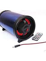 Dechang 5 Zoll 12v Automobil Motorrad Audio-Lautsprecher Fahrzeug 12-Volt-Batterie mit einem Subwoofer