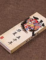 Farbe Lesezeichen Papier,1 Packs
