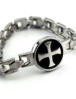 Schmuck Inspiriert von Assassin's Creed Connor Anime Cosplay Accessoires Armbänder Silber Legierung Mann / Frau