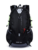 40 L Rucksack Camping & Hiking Climbing Leisure Sports Rain-Proof Dust Proof Breathable Multifunctional