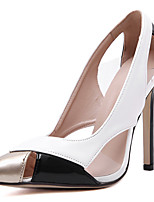 Women's Heels 4.73 Inch High Heel Sequin Split Joint Pointed Toe Fashion Stiletto Heels/Pumps Party/Dress Shoes
