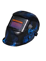 Solar Automatic Stepless Adjustment Of The Head-Mounted LCD Solar Electric Welding Mask Welding Helmet Cap
