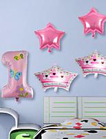 ПВХ Свадебные украшения-5шт / Комплект Весна Неперсонализированный Цвет отправляется в случайном порядке