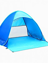 2 Person Outdoor Automatic Tent Waterproof Breathability  Ultraviolet Resistant Quick Dry / Rain And Dust Proof