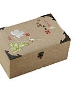 фарфоровый керамические чай горшок чай ткань печать упаковки ретро стороны пряжки чай горшок общий подарочной коробке