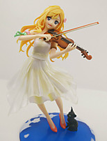 Your Lie in April Cosplay PVC 22CM Anime Action Figures Model Toys Doll Toy