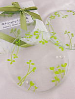 Practical Favors-2Kitchen Tools Glass Coasters Bridesmaids / Bachelorette / Baby Shower Favors