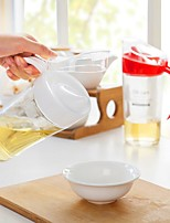 Large Fitted Tank Oiler Leakproof Glass Condiment Bottles Kitchen Supplies