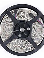 5M 5050 SMD LED Flexible Strip Light 300 LEDs 60LEDs/M IP65 Waterproof LED Rope Light Strips for Home Garden(DC12V)