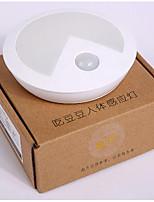Eat Peas Body Sensor Night Light Usb Rechargeable Led Wall Lamp Bedroom Corridor Corridor
