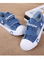 Unisex Sneakers Spring Summer Fall Tulle Casual Flat Heel Others Blue Red Other