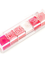Lip Gloss Wet Cream Coloured gloss / Long Lasting Multi-color B
