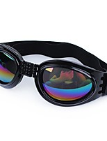 Dog Sunglasses Red / Yellow / Blue / Black / White / Pink Dog Clothes Winter / Summer / Spring/Fall Solid Cosplay / Sports / Windproof