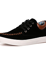 Skateboarding Men's Sneakers Fall / Winter Comfort Canvas Outdoor / Athletic / Casual Shoes / Walking