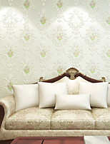 3D Floral Wallpapers Non Woven Bedroom Wall Paper Roll Living Room Wallpaper For Walls Modern  Wallpaper