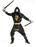 Costumes Movie & TV Theme Costumes Halloween Black Solid Terylene Leotard/Onesie / More Accessories