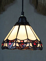 25W Závěsná světla ,  design Tiffany / Retro Obraz vlastnost for Mini styl Kov Obývací pokoj / vstupní chodba
