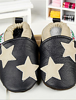 Boy's Sandals Summer Fall Leather Casual Flat Heel Others Black Blue Beige Others