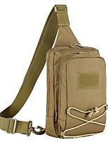 Для мужчин Полотно На каждый день / Для отдыха на природе Слинг сумки на ремне