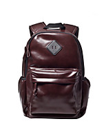 Men PU Formal / Casual / Outdoor Backpack