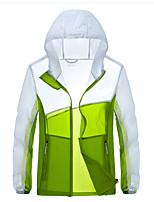 Hiking Sun Protection Clothing / Windbreakers Men'sWaterproof / Breathable / Ultraviolet Resistant / Anti-Eradiation /
