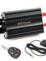 gps103b ориентация безопасности слежения за автотранспортными средствами дистанционного отключения электрической траектории запроса