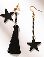 Earring Others,Jewelry 1 pair Sexy / Fashionable / Personality Alloy Black Wedding / Party / Daily / Casual