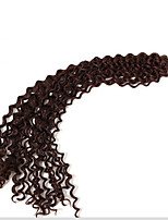 Freetress curly crochet hair water/curly wave 6packs 22inch synthetic twist crochet braids havana twist hair extensions