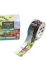 Suzhou стиль бумажной ленты