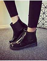 Women's Boots Spring / Summer / Fall / Winter Combat Boots PU Outdoor Flat Heel Others Black Others