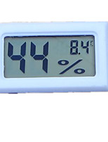 Neutral TMP-10-1 Embedded Digital Hygrometer Electronic Hygrometer Hygrometer FY-11 Black and White (Random Delivery)