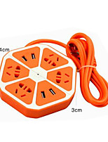 Orange Creative Smart Charging Socket