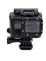 Accesorios GoPro Estuche de Protección / Armazón Impermeable Impermeable / Conveniente / Anti golpe / A prueba de polvo, Para-Cámara