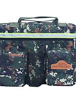 Собаки Рюкзак Красный / Синий / Защитный цвет Одежда для собак Лето / Весна/осень камуфляж Спорт