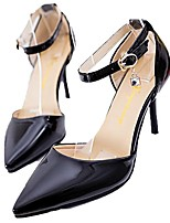 Women's Heels Spring / Summer / Fall Heels / Pointed Toe PU Office & Career / Casual Stiletto Heel Others Black