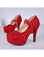 Women's Heels Spring / Summer / Fall / Winter Heels Synthetic Party & Evening