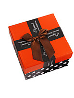Supply gift box watch box wholesale bow Folding cartons (3 packaged for sale)