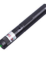 Lights Lasers Laser 1000m Lumens 1 Mode - 18650 Dimmable Camping/Hiking/Caving / Police/Military / Hunting Metal