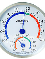 Virtue Anymetre Indoor And Outdoor New Stainless Steel Hygrometer Th-602F Original Supply