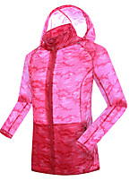 Hiking Tops Women's Breathable / Quick Dry / Windproof / Sunscreen