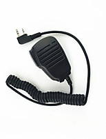 Walkie-Talkie Shoulder Microphone Clear Sound Microphone And Drop Resistant Suitable for KENDOOD Baofeng 365 Wouxun TYT