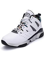 JB-613 Беговые кроссовки Жен. Противозаносный / Износостойкий Кожа ПВХ  ПВХ Бег / Баскетбол / Спорт в свободное времяПовседневная обувь /